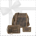 Noble gifts for him - purses and...