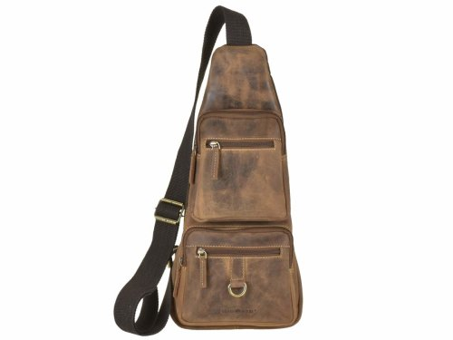 Leder CrossOver BAG I